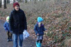 Spaziergang zum Alsbacher Schloss