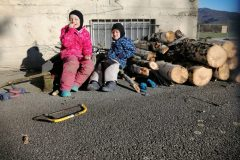 Holzarbeiter*in