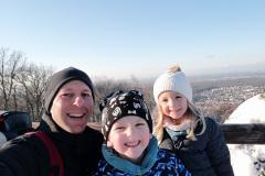 Ausflug auf die Burg Tannenberg