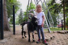 Katharina und der Ziegenbock