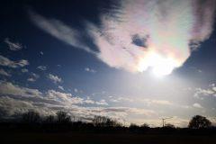 Der Himmel klart endlich auf im März