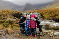Fairy Pools Family