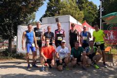 Die Astralleib‑Asketen beim 10 Freunde Triathlon in Darmstadt