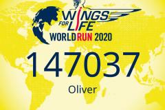 WFLWR 2020 Startnummer