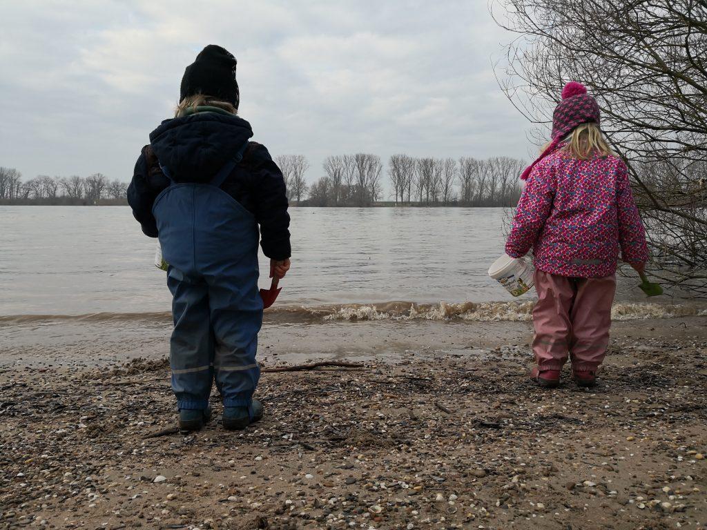Rhein am Limit