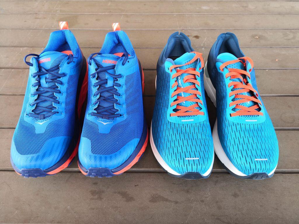 Neue Schuhe für den Läufer