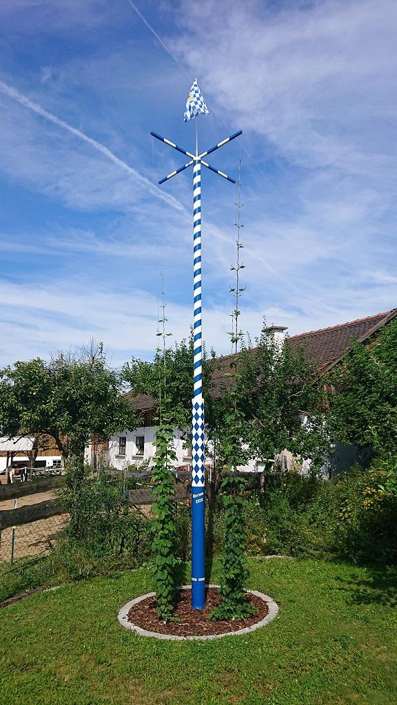 Hopfengarten Niederbayern