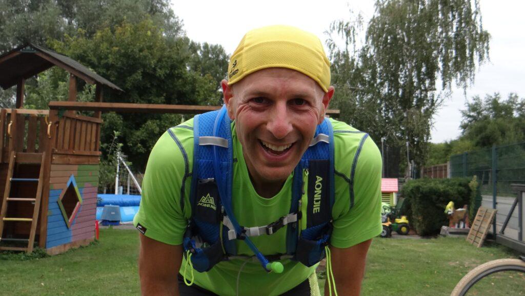 Backyard Ultra Marathon Finish