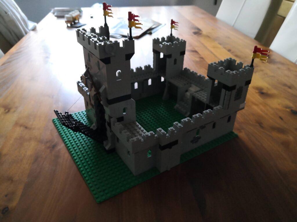 Lego Ritterburg 80er